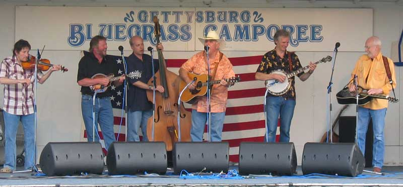 John O'Dell & Windy Ridge Good Deale Bluegrass